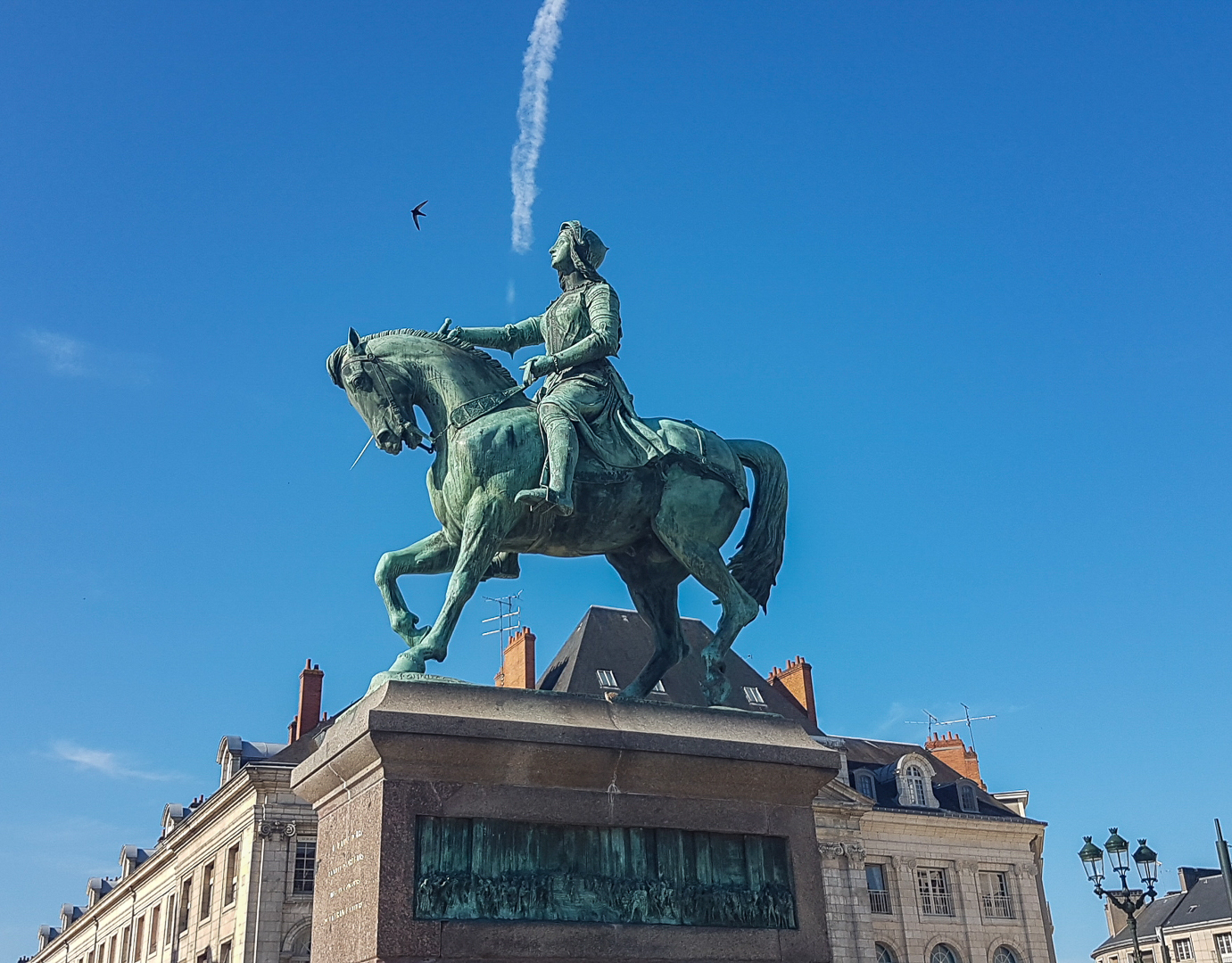 Jeanne d'Arc in Orléans