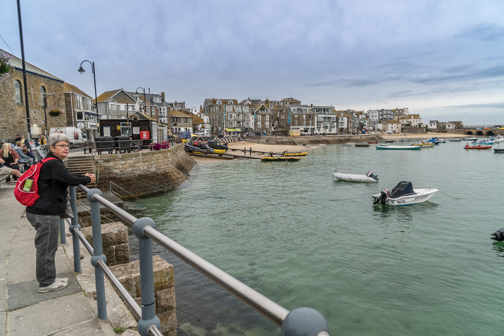 Walli in St. Ives